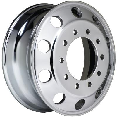 22 5x8 25 10 Hp Alcoa 15 Degree Tubeless Aluminum Wheels Otrusa Com